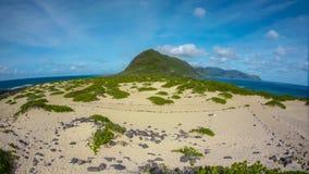 Punto di punta dell'isola Fotografie Stock Libere da Diritti