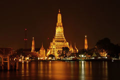 Punto di riferimento di Bangkok Fotografia Stock Libera da Diritti