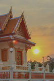 Punto di riferimento di Rayong Fotografia Stock