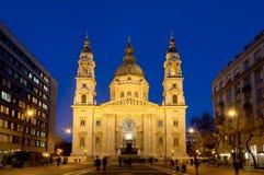 Punto di riferimento famoso di Budapest, Ungheria Immagine Stock Libera da Diritti