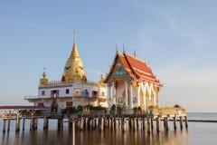 Punto di riferimento importante del tempio del hongtong di Wat e destinazione di viaggio Fotografia Stock
