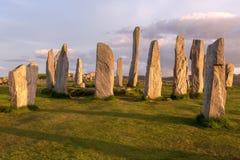 Punto di riferimento scozzese Fotografia Stock
