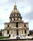 Punto di riferimento storico a Parigi Fotografia Stock