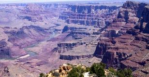 Punto di vista del deserto, Grand Canyon Fotografia Stock