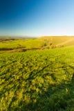 Punto di vista del paese dell'Inghilterra Dorset Fotografia Stock Libera da Diritti