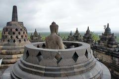 Punto di vista di Buddha Fotografia Stock