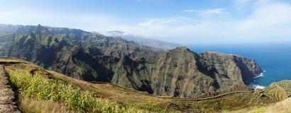 Punto di vista di Capo Verde fotografia stock libera da diritti