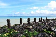 Punto di vista di St Ives Cornovaglia Fotografie Stock