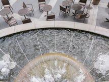 Punto di vista esteriore di Ronald Tutor Campus Center di USC fotografie stock