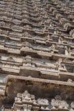 Punto di vista di Raja Gopura Murdeshwar, India fotografia stock libera da diritti