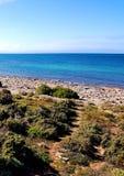 Punto di vista di Spencer Gulf a punto basso Fotografia Stock