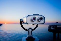 Punto di vista in tensione Fotografia Stock