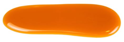 Punto dulce de la salsa del caramelo aislado en el cierre blanco del fondo para arriba fotos de archivo libres de regalías