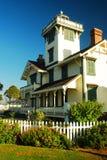 Punto Fermin Lighthouse Imagen de archivo libre de regalías
