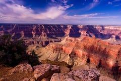 Punto grande Cayon sublime Fotografie Stock Libere da Diritti