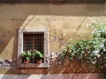 Punto hermoso en Roma (Italia) Imagen de archivo libre de regalías