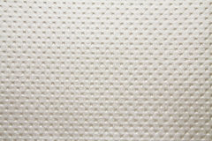 Artificial fabric texture Punto 19652 light gray color dotted Royalty Free Stock Photography