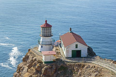 Punto Reyes Lighthouse Immagine Stock Libera da Diritti