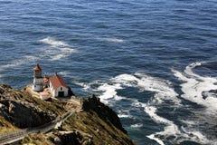 Punto Reyes Lighthouse Fotografie Stock Libere da Diritti