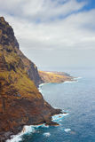 Punto Teno Lighthouse, Canary Islands, Spain Royalty Free Stock Photography