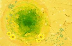Punto verde Fotografía de archivo