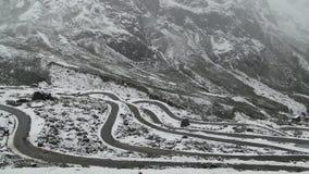 Punto-Zero, Sikkim Immagini Stock Libere da Diritti