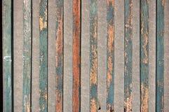 Puntoni di legno Fotografia Stock Libera da Diritti