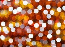 Puntos abstractos coloridos Fotos de archivo libres de regalías