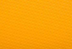 Puntos amarillos abstractos Imagenes de archivo