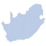 Puntos de la correspondencia de Suráfrica