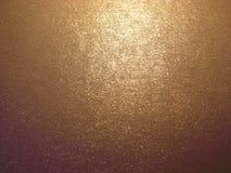 Puntos de oro Imágenes de archivo libres de regalías