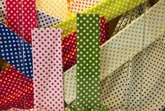 Puntos de polca Foto de archivo libre de regalías