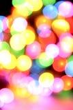 Puntos del color Imagen de archivo libre de regalías