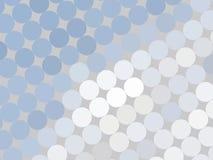 Puntos en gris stock de ilustración