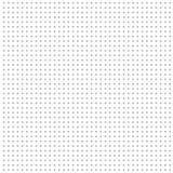 Puntos grises en el fondo blanco ilustración del vector