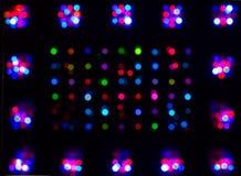 Puntos multicolores Foto de archivo libre de regalías