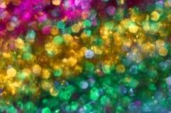 Puntos multicolores brillantes como fondo abstracto Fotografía de archivo libre de regalías