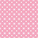 Puntos rosados Fotos de archivo libres de regalías