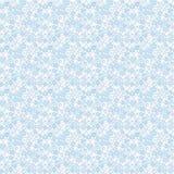 Puntos y fondo azules de las manchas blancas /negras Foto de archivo