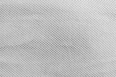 Puntos y líneas diagonales en textura de la tela Fotos de archivo