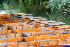 Punts Stock Photography