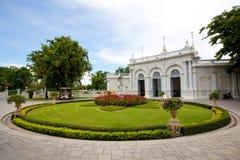 Punzada-PA-En palacio Fotografía de archivo