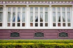 Punzada-PA-En palacio Foto de archivo