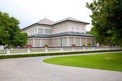 Punzada-PA-en palacio Foto de archivo libre de regalías