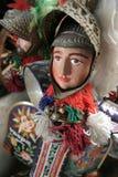 Pupi siciliani. The tipical sicilian puppets, palermo, italy Stock Image