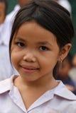 Pupil in Laos Stock Photos