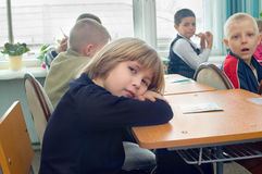 Pupils stock images