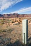 Pupitre de téléphone en Utah. Photo libre de droits