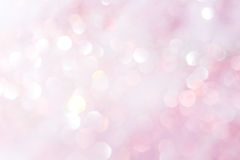 Puple et fond abstrait blanc de lumières molles Images libres de droits
