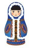 Puppe lizenzfreie abbildung